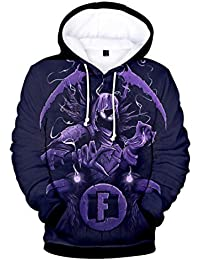 e7a15bafcffd Sweatshirts Game 3D Printing Sports Zipper Hooded Sweater Autumn and Winter  Clothes Jacket Hoodies