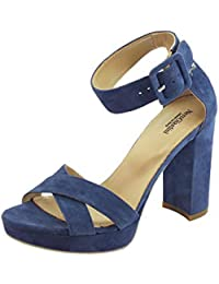 Nero Giardini Mujer Zapatos con Correa