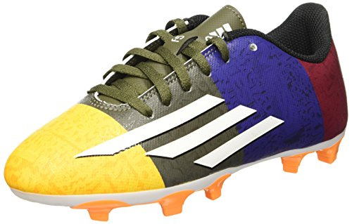Chaussures de football ADIDAS PERFORMANCE F5 FG J Messi Multicolore