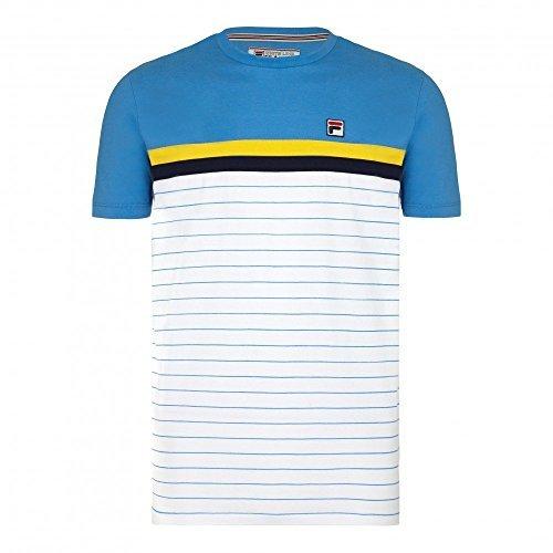 fila-t-shirt-a-righe-maniche-corte-uomo-wht-ocen-yelw-small