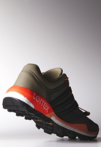 Adidas Terrex Boost Women's Scarpe Da Trail Corsa clay-core black-flash orange s15