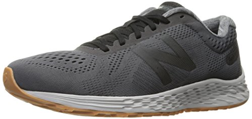 New Balance Fresh Foam Arishi, Scarpe Sportive Indoor Uomo, Multicolore (Magnet/Black), 41.5 EU