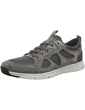 Geox Herren U Snapish B Low-Top