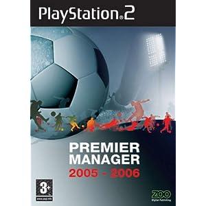 Premier Manager 2005/2006 (PS2)