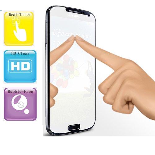 Preisvergleich Produktbild Outstanding Value 3 x Spiegel Blendschutzschirm-Schutz-Film für Samsung Galaxy S4 SIV I9500