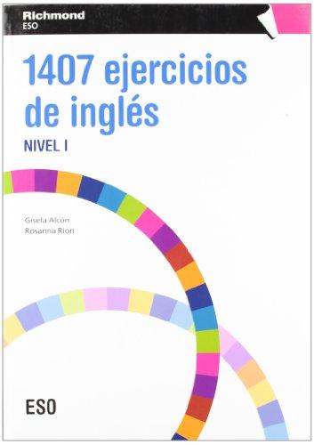 Gramatica 1407 Ejercicios de Ingles 1 - 9788466810487