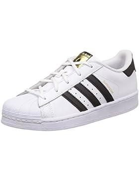 [Patrocinado]Adidas Superstar C, Zapatillas de Deporte Unisex Niños
