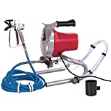 460W High Pressure Airless Wall Paint Sprayer Spray Gun Hose Electric Spraying Machine