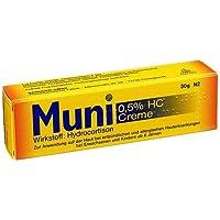 MUNI 0,5% HC Creme 30 g preisvergleich bei billige-tabletten.eu