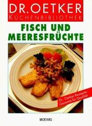 Fisch und Meeresfrchte (Dr. Oetker Kchenbibliothek)
