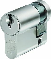ABUS E60N1050 Euro Profile Half Cylinder