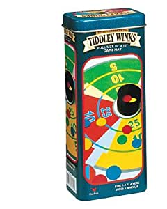 Tiddly Winks In A Tin
