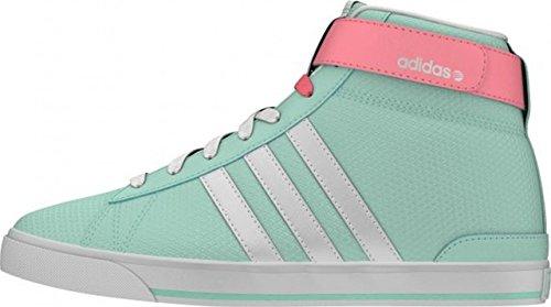 Adidas Daily Twist Mid W, Scarpe sportive, Donna Verde/Bianco