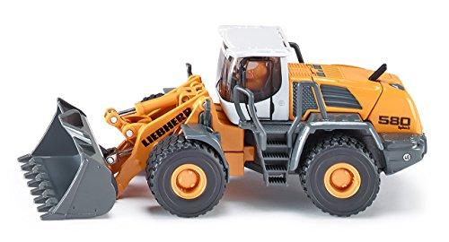 Preisvergleich Produktbild Siku 3533 - Radlader Liebherr R580 2plus2