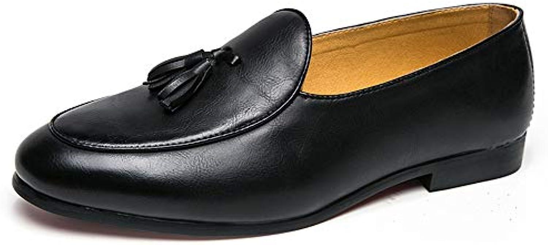 Jiuyue-scarpe, 2018 Scarpe Oxford da Uomo per Il Tempo Libero, Scarpe da Cerimonia in Pelle Microfibra Casual Scarpe... | moderno  | Uomini/Donne Scarpa