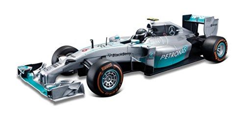 Tobar 1:14 Scale ``Mercedes Amg Team - 2014 Season Lewis Hamilton Remote Control Toys