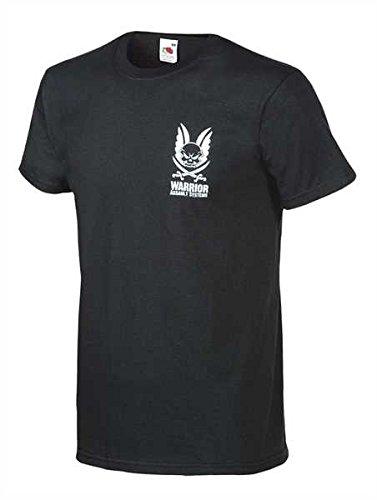 Warrior Assault Systems Logo T-Shirt, Weiß, M