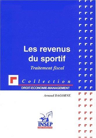 Les revenus du sportif : Traitement fiscal