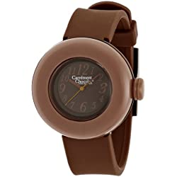 Pierre Hermé Watch Carrement Chocolat (Chocolate Kyare Man) Mac-0141413 Ladies