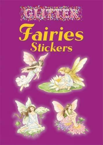 Glitter Fairies Stickers (Dover Little Activity Books Stickers)