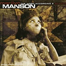 The Word According 2 Manson (2 CD dont une video de 35 mn) [Import anglais]