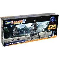 Revell 06654 Easykit Star Wars - Maqueta de Transporte de Reconocimiento Todo Terreno (AT-RT)
