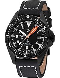 KHS Tactical Watches MissionTimer 3 | OT* Automatic KHS.MTAOTA.LBB Militär Armbanduhr