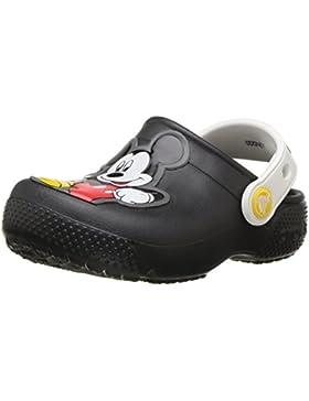 Crocs Fun Lab Mickey Clog Kids, Zuecos para Niños
