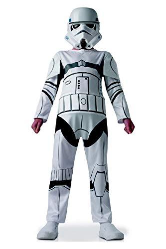 Generique - Klassisches Star Wars Rebels Stormtrooper-Kostüm für ()