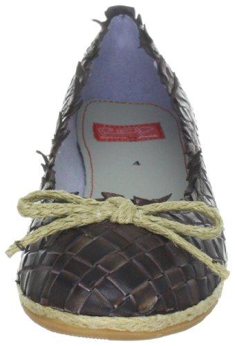 Damen Ebony 5240 Braun VANITY Sioux Ballerinas XSxEnq