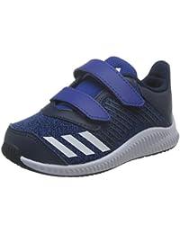 adidas FortaRun CF I - Zapatillas de deportepara niños, Azul - (REAUNI/FTWBLA/MARUNI), 27