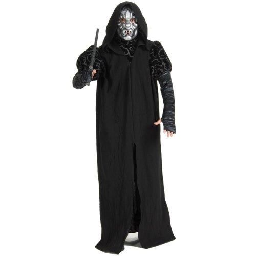 Harry Potter Todesser Deluxe Kostüm - (Todesser Kostüme Erwachsenen)