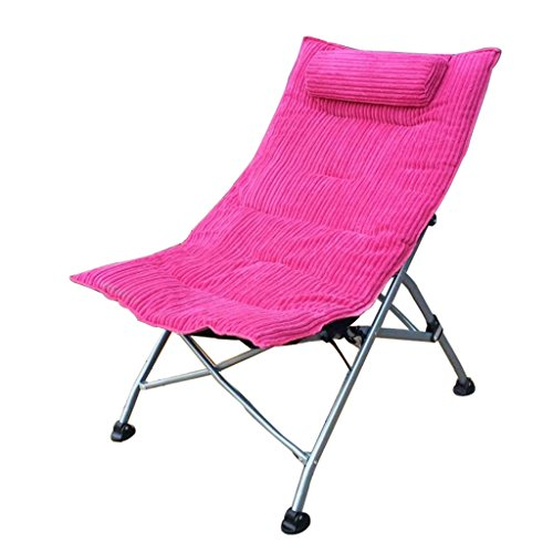 BZEI-Stuhl Home/Outdoor Freizeit Stuhl Recliner Stuhl Klappstühle Büro Nap Single Lounge Stuhl...