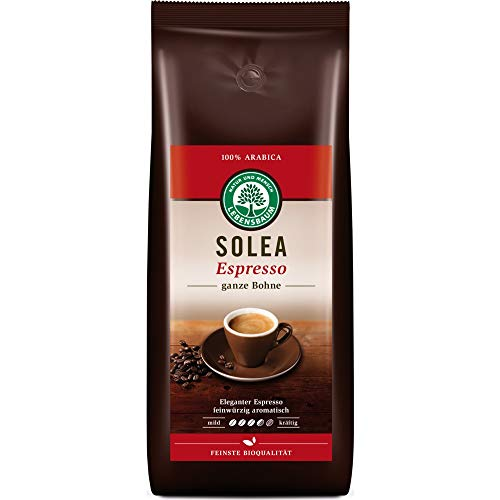 Lebensbaum Bio Solea Espresso, ganze Bohne (6 x 1000 gr)