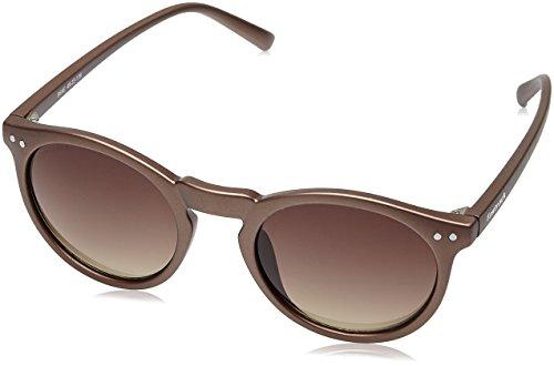 Fastrack Gradient Square Men's Sunglasses - (P383BR7|49|Brown Color) image
