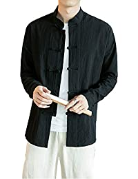 Amazon Fr Veste Chinoise Homme Vetements