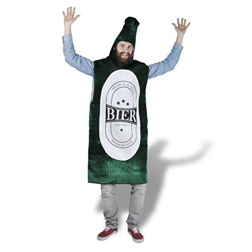 Kostüm Bier Boxen Aus - Festnight Bier Kostüm Bierflasche-Kostüme Spaß Costume XL-XXL Erwachsene mit der Größe bis 195cm Verkleidung für Partys Karneval
