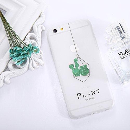 Phone Case & Hülle Für iPhone 6 Plus und 6s Plus Sonnenblumenmuster TPU Fallschutz-Schutzhülle ( SKU : Ip6p1653f ) Ip6p1653b