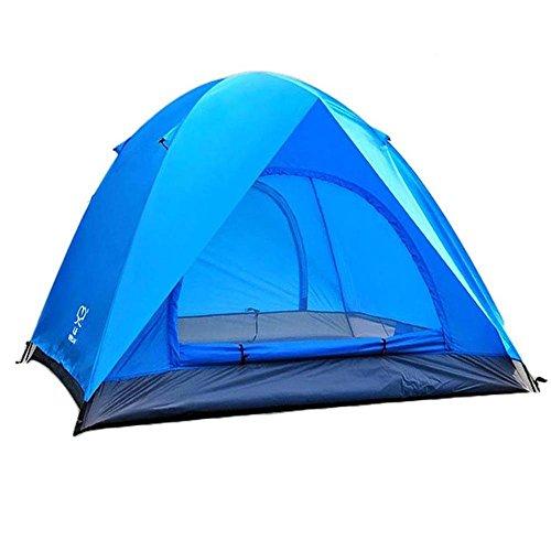 outdoor-professionnel-grand-espace-double-porte-design-anti-gale-3-4-personnes-tente-tanche-blue