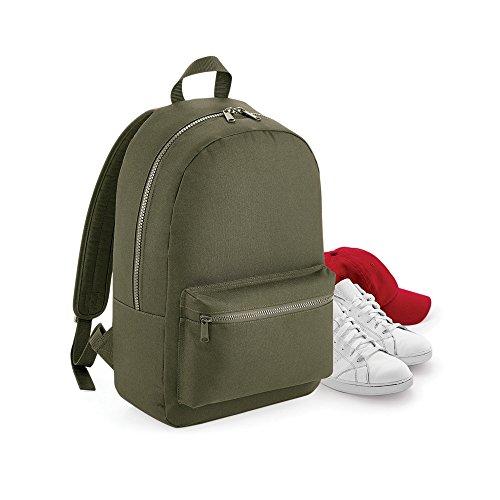 Imagen de bagbase   modelo tonal talla única/verde militar