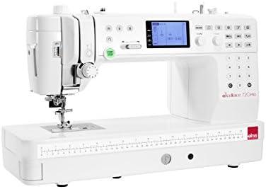 ELNA Máquina de coser Excellence 720Pro–garantía 5años