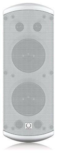 Turbosound Impact tci53-tr-wh Paar Dual 2Way 5100V/8Ohm Lautsprecher weiß wetterfest