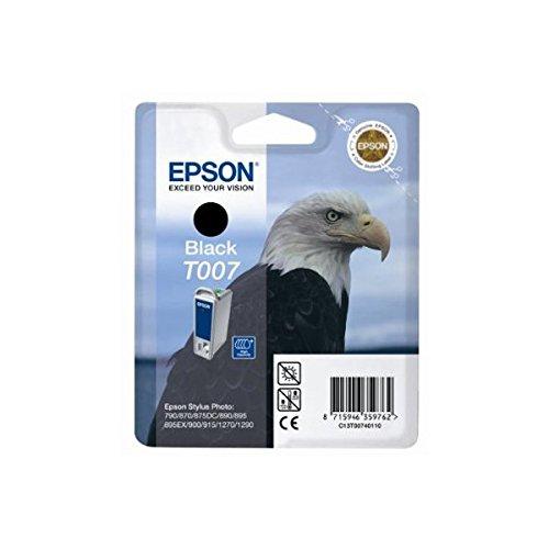 Preisvergleich Produktbild Epson C13T00740120 Tintenpatrone für Stylus PH 790/8XX/900/12XX, schwarz