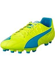 Puma Evospeed 3.4 Lth Ag, Chaussures de football homme