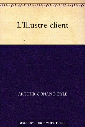 Couverture du livre L'Illustre client