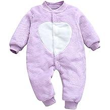 Ropa Recien Nacido Niño,Lanskirt Monos para Bebés Niño 3M-18M Bodies Bebé Recién