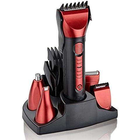 Xagoo® Rasoio multifunzionali naso elettrico forbici barbiere