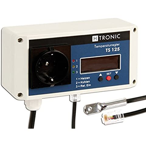 Temperatura Interruptor TS 125