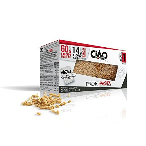 CIAO CARB - Reisersatz proteinre...