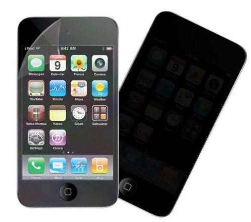 Muvit Schutzfolie für Apple iPod touch 4G Mirror (2er Pack)